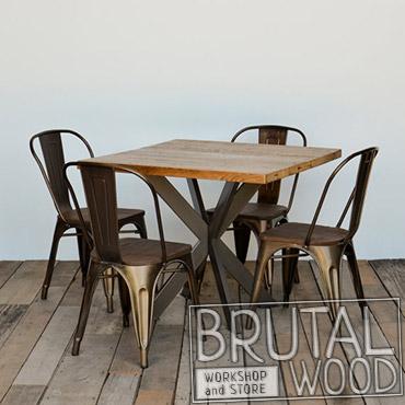 Стол для бара в стиле лофт