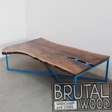 Журнальный стол из слэба